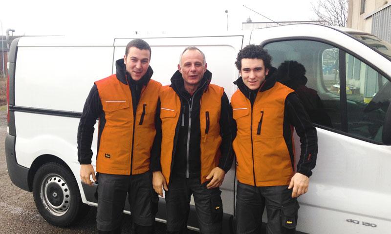 Corti Alessandro - Lo staff